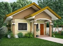small house in in photos ofw built his p500k house a small and yet