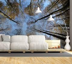 original design wallpaper nature pattern printed for u0026ecirc