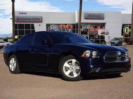2013 dodge charger blue dodge charger se blue 241 sedan dodge charger se used cars in