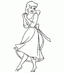 get this printable cinderella coloring pages online 95844