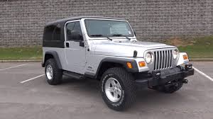 wrangler jeep 2005 jeep wrangler unlimited youtube