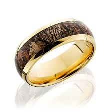 king gold rings images Lashbrook king camo 14 karat gold camo ring 8mm jpg