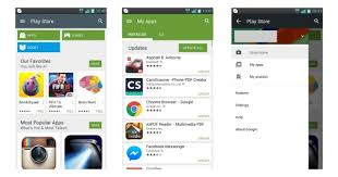 play store android play store updated more material design and tweaks
