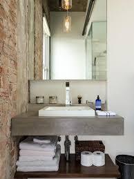 Best Industrial Bathroom Images On Pinterest Bathroom Ideas - Industrial bathroom design