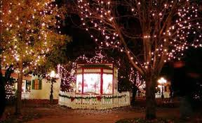 check out utica square for some great food and beautiful christmas