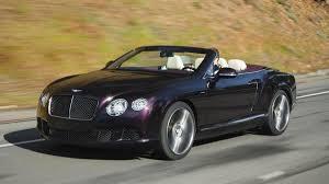 matte black bentley convertible 2013 bentley continental gt convertible news reviews msrp
