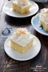 coconut tres leches cake the perfect dessert for cinco de mayo