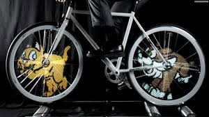 Monkey Bike Lights Best Thing To Ever Happen To Bikes 1 Wheels 2 This Hlntv Com