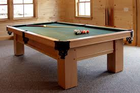 Custom Pool Tables by Dorset Custom Furniture A Woodworkers Photo Journal All The