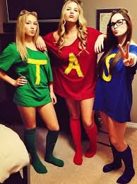 Female Construction Worker Halloween Costume Alvin Chipmunks Halloween Costume Diy Diy Alvin