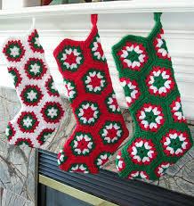 crochet christmas stocking 22 50 via etsy 2 crochet
