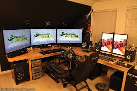 Ultimate Computer Workstation by The Ultimate Geek Sanctuary Geek Pinterest Computer Setup