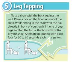 Chair Exercises For Seniors Elderly Exercise 7 Exercises For An Ageing Body