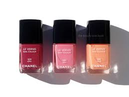 chanel april may and june for spring 2012 the beauty look book