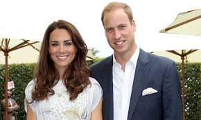 william and kate kate middleton and prince william pictured showing rare public