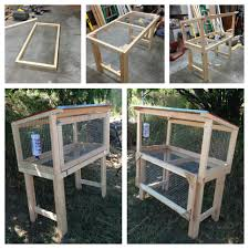 our diy rabbit hutch our bunny is going to love it rabbits