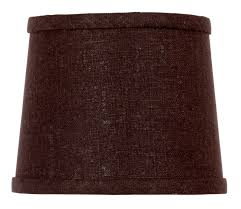 Burlap Chandelier Shades Lamps Burlap Drum Lamp Shade Frames 24 Inch With Retro Table