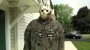 jason costume new blood jason costume sized