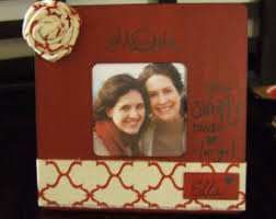 christmas gift for mom personalized frame mom mother daughter