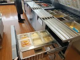 commercial pizza prep tables true pizza sandwich prep table s sale