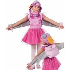 u0027s skye paw patrol cartoon airplane fancy dress costume kids