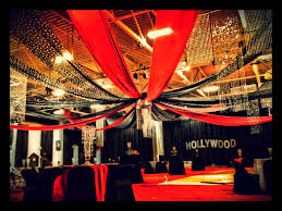 high goes hollywood for prom hollywood theme prom and