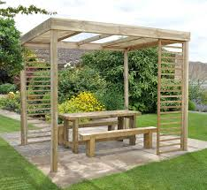 Pergola Ideas Uk by Pergolas