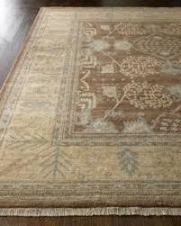 handmade chocolate brown oriental modern moroccan berber area rug
