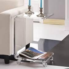 acrylic coffee console sofa u0026 end tables shop the best deals