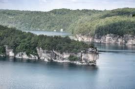 West Virginia lakes images Summersville lake swimming where to find the best spots jpg