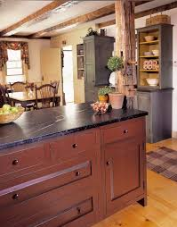Best  Colonial Kitchen Ideas On Pinterest Pantry Kitchen - Design for kitchen cabinets
