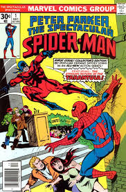 spider man character comic vine