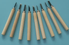 Wood Carving Kit Uk by Fine Detail Small Wood Sculpting Carving Chisels Tools Free Uk
