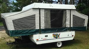 Bag Awning For Pop Up Camper Coleman Popup Camper Camper Rental Traverse City Area