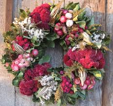 flowers for christmas vintage cut flowers