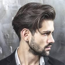 Einfache Frisur Lange Haare Rundes Gesicht by Lange Haare Frisuren Männer Mit Rundes Gesicht Haarstrends 2017