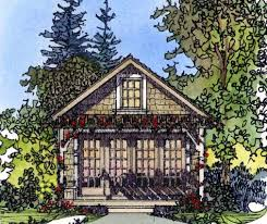 Backyard Guest House Plans by 95 Best House Plans Images On Pinterest Small Houses