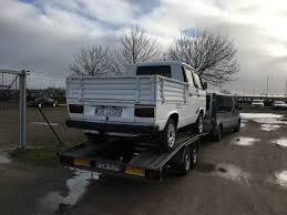 volkswagen truck diesel rare rides a 1987 volkswagen doka from forbidden manual diesel land