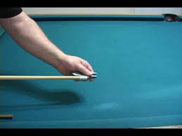 mini pool table academy how to shape a pool cue tip ozone billiards youtube