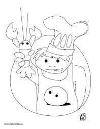 lobster coloring page great galerry cartoon lobster coloring page