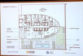 Sears Tower Floor Plan Meet The West Loop U0027s Newest U0026 Curviest Apartment Tower Curbed