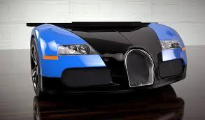 Auto Office Desk Bugatti Veyron Racing Desk For A Speedy Makeover In Office