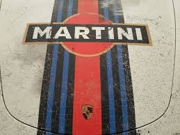 porsche martini logo retro martini weathered livery porsche turbo s skepple inc