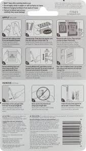 How To Hang Posters Without Damaging Walls by Command Brand Damage Free Hanging Picture Hanging Strips Medium