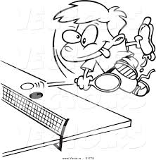 23 tennis coloring pages for kids print color craft