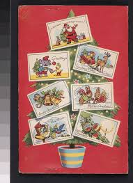 christmas cards collections online museum of new zealand te