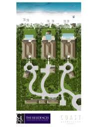 turks caicos real estate caribbean the residences site plan