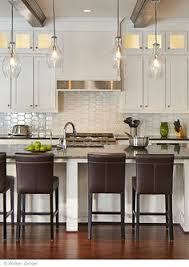kitchen with backsplash pictures clean and bright kitchen remodel walker zanger kitchens and
