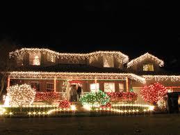 lights for christmas village houses christmas lights decoration