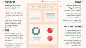 3 Tips For Designing The by Infographic Tips For Designing Better Research Posters Mendeley